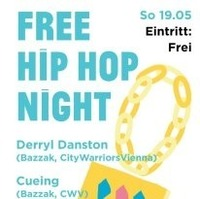 Free Hip Hop Night