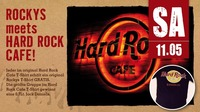 Rockys meets Hard Rock Cafe