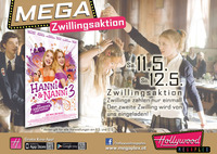 Mega Zwillingsaktion: Hanni und Nanni 3 