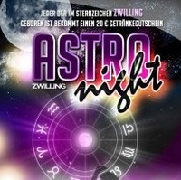 Donnertag Special:: Astro Night