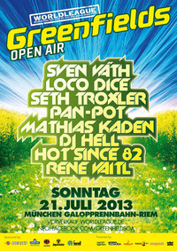 Greenfields Open Air 2013