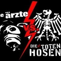 Die rzte vs Toten Hosen 