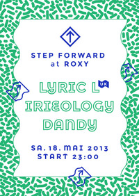 Step Forward X LyricL (UK) X Irieology