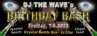 Dj the Wave´s Birthday Bash