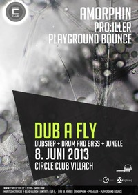 Dub a Fly: Dubstep & DnB / Amorphin / pro:iller / playgroundbounce