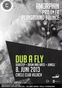 Dub a Fly: Dubstep & DnB / Amorphin / pro:iller / playgroundbounce