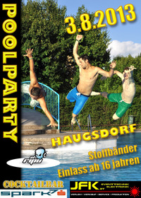 Poolparty Haugsdorf