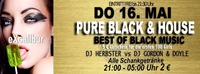 Pure Black & House