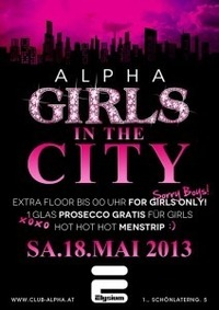 Alpha Girls in the City