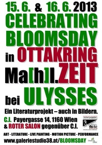 Celebrating Bloomsday in Ottakring