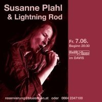 Susanne Plahl & The Lightning Rod