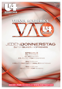 Vienna Academics presents DJ Berlü
