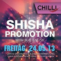 Shisha Promotion