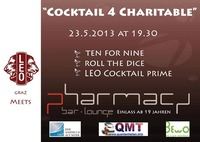 Leo meets Pharmacy - Cocktail 4 Charitable