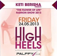 High Heels Party - fashion show edition