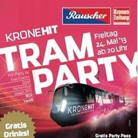 Offizielle Aftershowparty - Kronehit-Tramparty