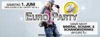 1 Euro Party m. DJ Duschko