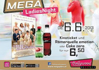 Mega Ladiesnight: The Big Wedding