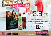 Mega Ladiesnight: Seelen