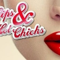 Red Lips  Hot Chicks