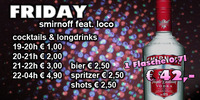 smirnoff feat. Loco - Friday