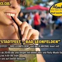 Stadtfest in Bad Leonfelden