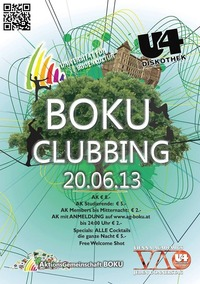 Vienna Academics pres. the ultimate BOKU Clubbing feat. DJ Tom Jack