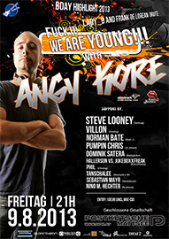 Fuck It - we are young!!!