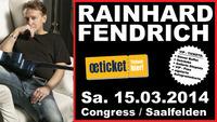 Rainhard Fendrich - Besser wird's nicht Tour 2014