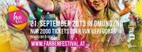 Holi Farbenfestival@Gmünd, Niederosterreich