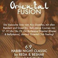 Oriental Fusion Feat DJ Sammad