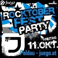 rOcktOberfestParty
