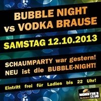 Bubble-Night vs Vodka Brause