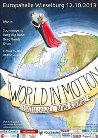 World in Motion - Borg Ball 2013