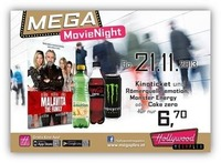 MEGA MovieNight Malvita