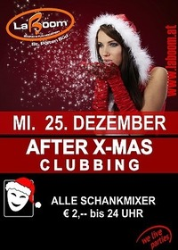 After X-Mas Clubbing