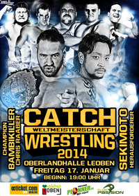 Catch-Wrestling Weltmeisterschaft 2014