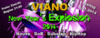 Viano New Years Explosion