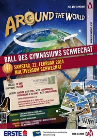 Around The World - Ball des BgBrg Schwechat