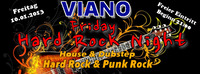VIANO Friday Hard Rock Night