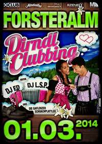 Dirndl Clubbing