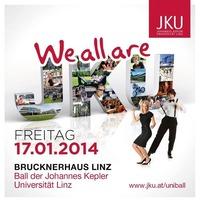 We all are JKU - Ball der Johannes Kepler Universität