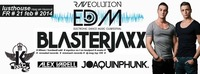 Raveolution presents Blasterjaxx