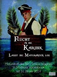 BRG Maturaball | Flucht in die Karibik - Lasst die Maturanten los!
