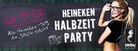 Heineken Halbzeit Party