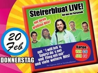 Steirerbluat Live Im Party-stadl