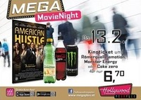 Mega Movie Night - American Hustle
