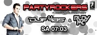 Release Party Dj Fäbs Partyrockers + Dj Rudy Mc Live
