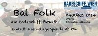 Bal Folk Am Badeschiff