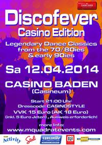 Discofever Casino Edition